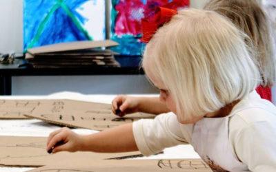Make More Art: The Health Benefits of Creativity