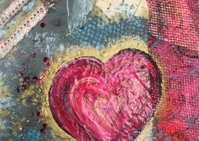 We HEART you! Come by the studio to do some art!