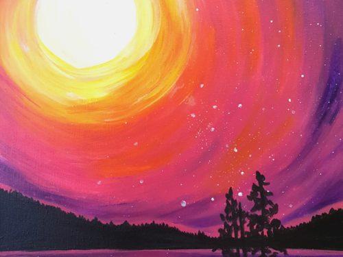 Wild Sunset July 13th, 6:00-8:00 PM