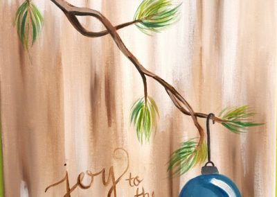 Joy to the World - Dec, 10th and 14th