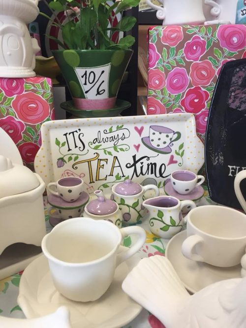 Tea for Mommy and Me