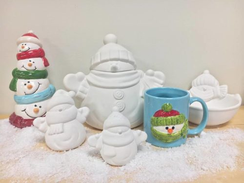 Snowmen at Night- Read and Paint Children's Workshop Ages 3-7 Jan 13th, 15th and 19th