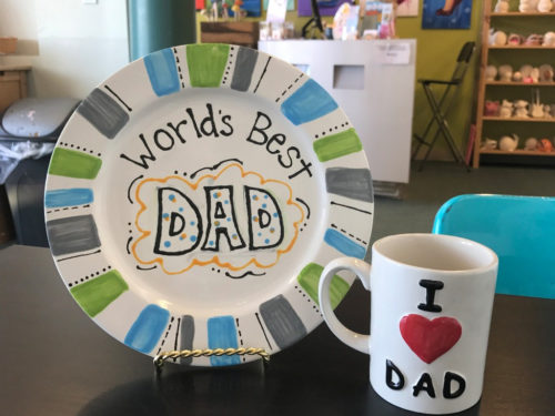 Fathers Day Gift Workshop June 9th 1-2 pm $15