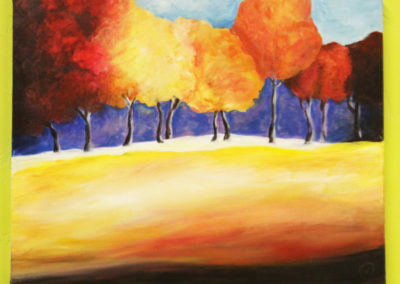 In the Fall Canvas Painting Sat, Oct 21th 6-8pm 1