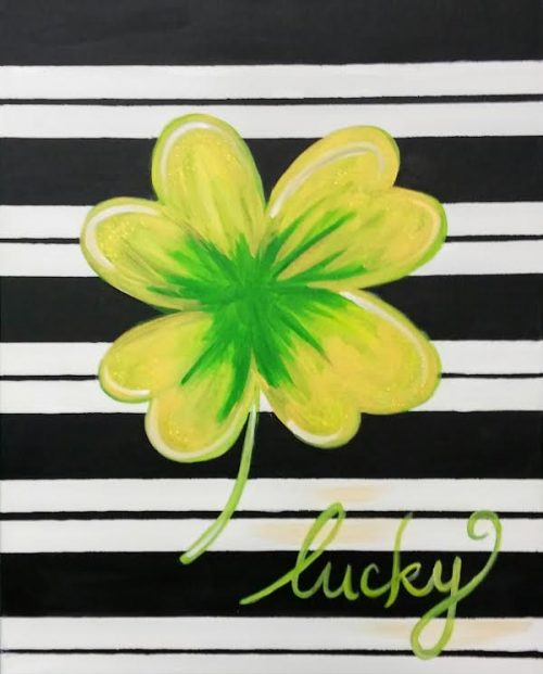 Luck of the Irish- March 9th 6pm-8pm