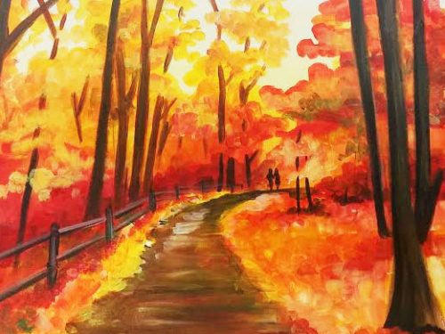 Autumn Walk, Sept. 21st 6:00-8:00 PM