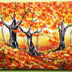 Fall Trees, Sept 7th 6:00-8:00 PM 1