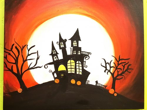 Haunted Mansion, Oct. 19th 6:00-8:00 PM