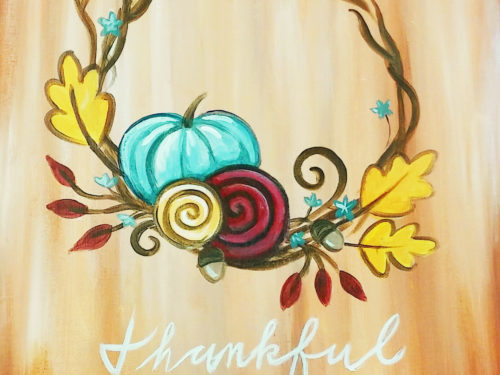 Thankful for Fall, Nov. 2nd 6:00-8:00 PM
