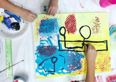 Family Paint-Togethers