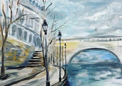 Seine River/Difficulty:Medium