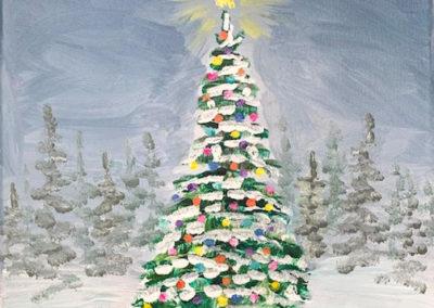 Oh Christmas Tree, Fri Nov 29th 1-3pm