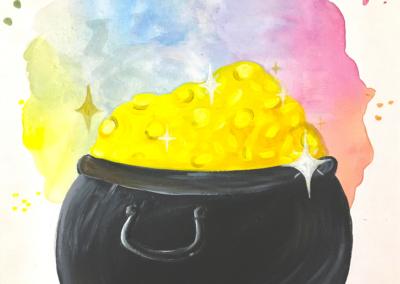 Pot 'O' Gold Paint Night